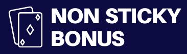Non Sticky bonus logo